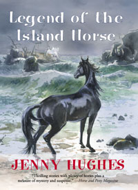 "Click here to buy ""Legend of the Island Horse"" at Amazon"